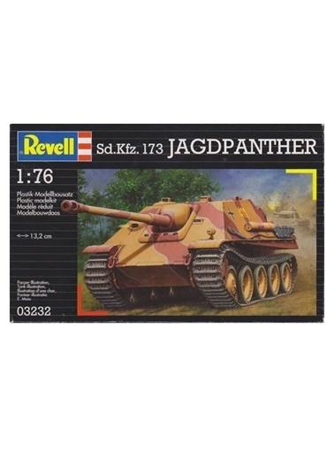 Revell  Maket Sd Kfz 173 Jagdpanther 3232 Renkli